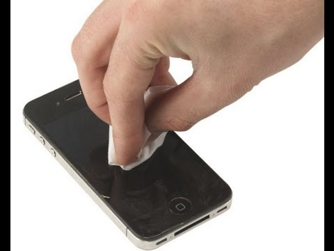How To Correctly Remove Scratches From a MOBILE PHONE !!!
