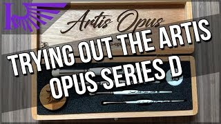 Testing Out Artis Opus Series D... & I LOVE IT! + 50,000 Subscriber Giveaway!