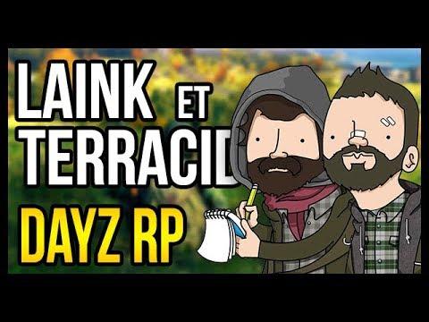 LE RETOUR DU RP AVEC JAKOV ET RICHUS (DayZ RP) #1