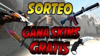 SORTEO DE SKINS DE CS:GO GRATIS!!!! Counter Strike Global Offensive byBloDz