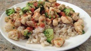 Honey Garlic Chicken Stir-fry Recipe : Chicken Stir-fry Recipes