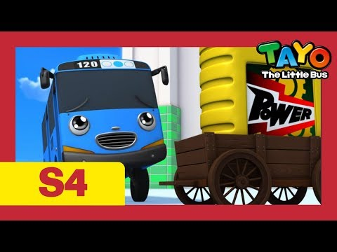 Tayo becomes a police officer & more l Tayo wants an engine oil? l Tayo the Little Bus