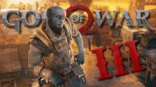 WKURZAJĄCY KRASNOLUD    God of War [#3][PS4]
