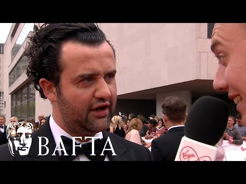 Daniel Mays Red Carpet   BAFTA TV Awards 2017