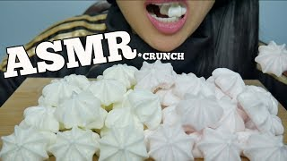 ASMR Meringue (EXTREME CRUNCHY EATING SOUND) No Talking | SAS-ASMR