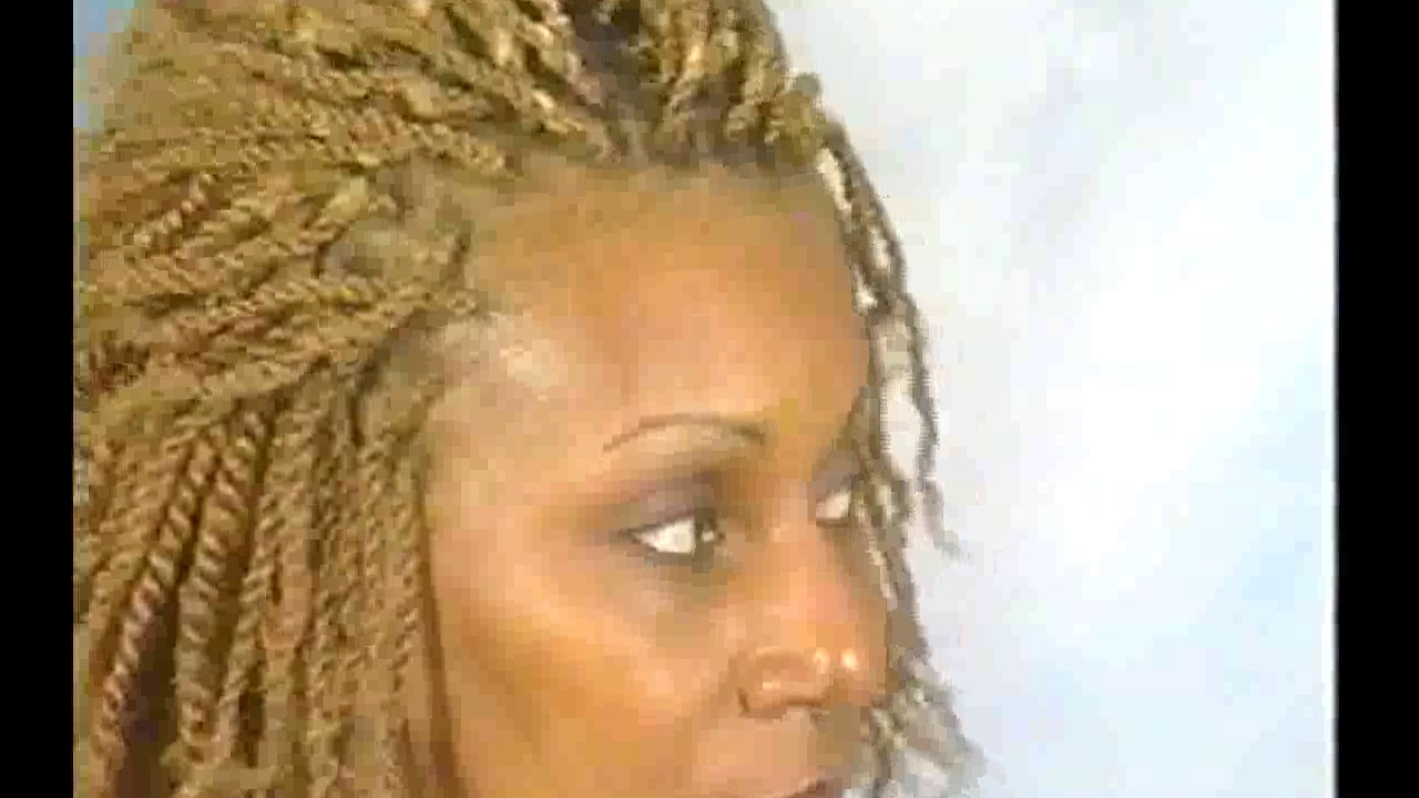 How To Apply Lord Cliffs Afro Puff Human Hair Extensions Part 3