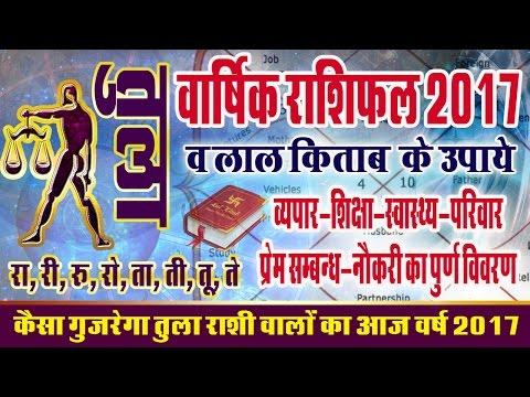 Complete Tula Rashifal 2017 with Lal kitab upay jan to dec