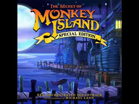 Monkey Island Soundtrack Collection