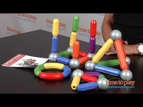 Smartmax Magnetic Discovery Basic 36 From Smart Toys