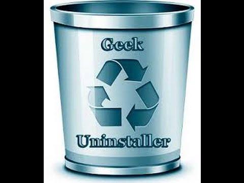 Xóa sạch mọi dấu vết phần mềm bằng Geek Uninstaller