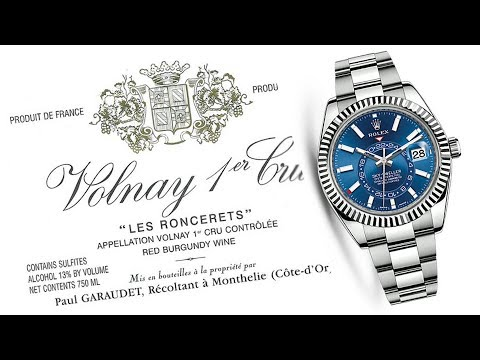 Talking Least Favorite Rolex Watches Over Volnay Burgundy | LIQUOR RUN