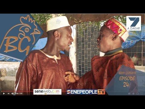 Serie : BAAY GUINAAR Episode 24