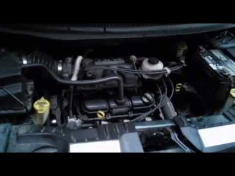 2001 to 2007 Chrysler Town and Country Power Steering Pump