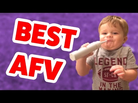 AFV Funniest Kids Of Summer Bloopers & Reactions Caught On Tape