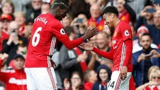 Manchester United vs Leicester City 4--1 Highlights 24 09 2016