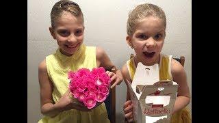 Цветочный букет Годовщина свадьбы Подарок своими руками