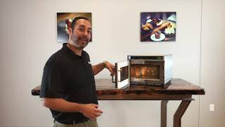 Amana Microwave Ovens: Watts the Difference