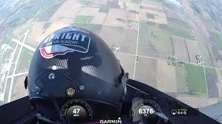 Upright Aviation Academy Extra 300 Aerobatics
