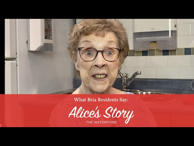 What Residents Say: Alice's Story