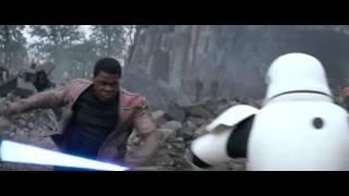 Finn vs Stormtrooper