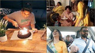 My Desi Birthday Vlog    Indian Mom Vlogger