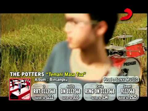 The Potters - Temani Masa Tua