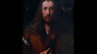 Albrecht Dürer, Self-Portrait, 1500