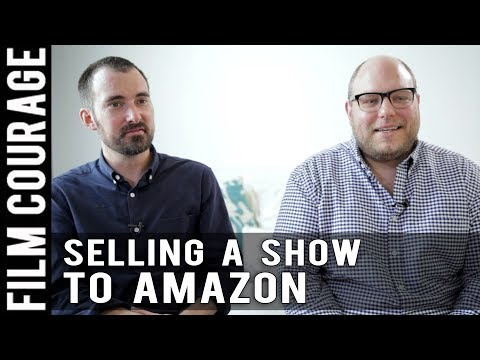 Selling A Television Show To Amazon Studios - The Story Behind COMRADE DETECTIVE [FULL INTERVIEW]
