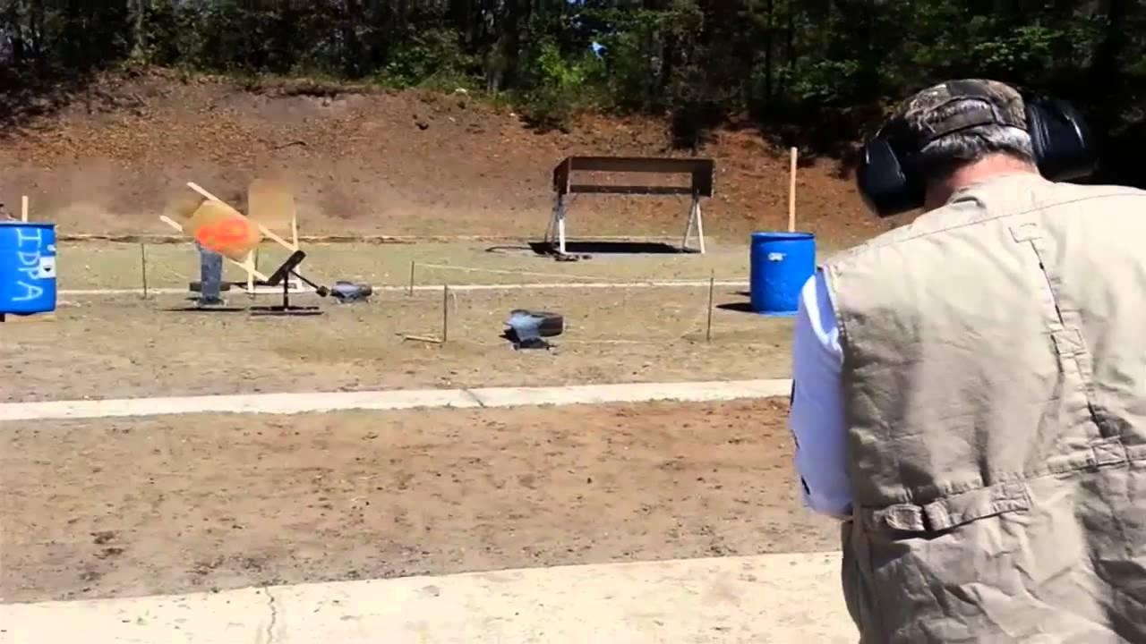 Colt Python Vs SW 686 IDPA Shootout