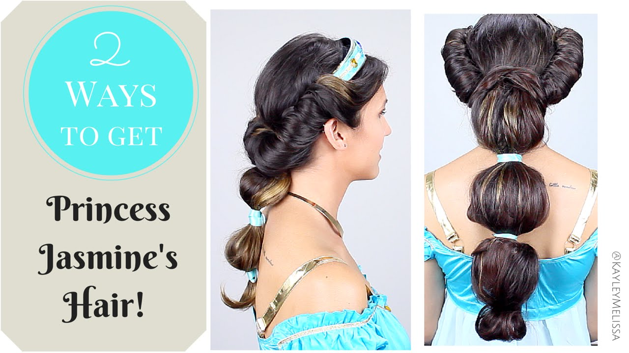the most beautiful disney princess hair styles ever