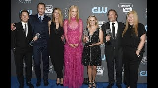 Big Little Lies dominates Critics' Choice Awards with four wins