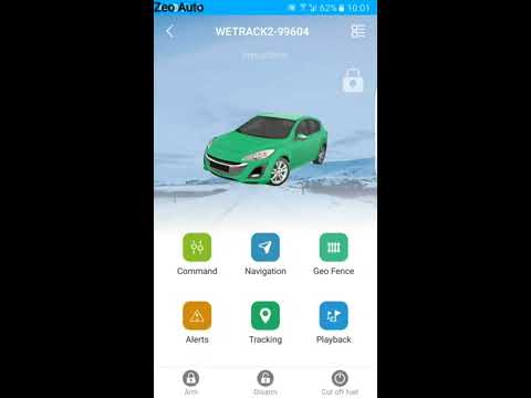 TrackSolid for GPS Tracking for Vehicle Owners - A Tutorial by Zeo Auto (Hindi)