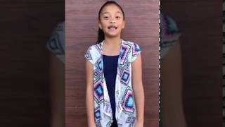Gianna Velasquez Duo Kids Game Show