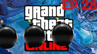 Hot Bomb 3 | Grand Theft Auto V Jobs | Ep.28