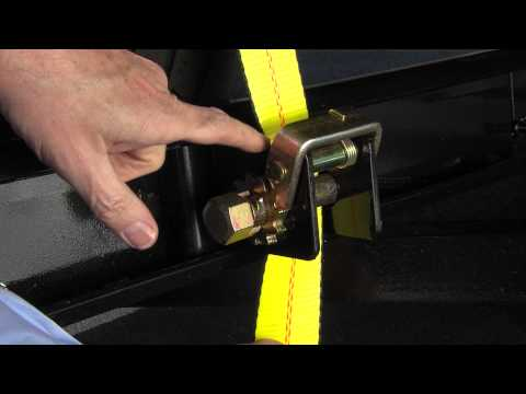 Acme EZE-Tow Tow Dolly Demonstration Video - Video FAQs