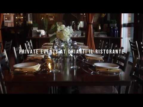 Private Events at Chianti Il Ristorante