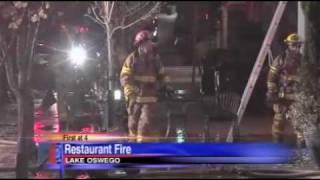 Fire breaks out at Zeppo restaurant