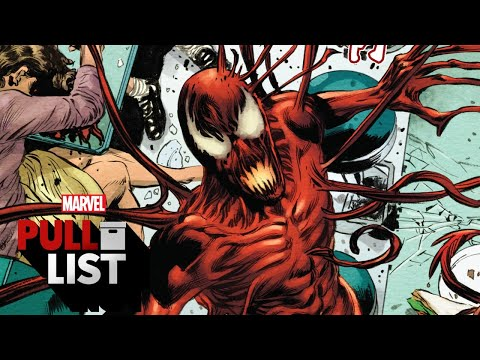Deadpool Kills the Marvel Universe, Carnage #1, and other terrifying tales! | Marvel's Pull List