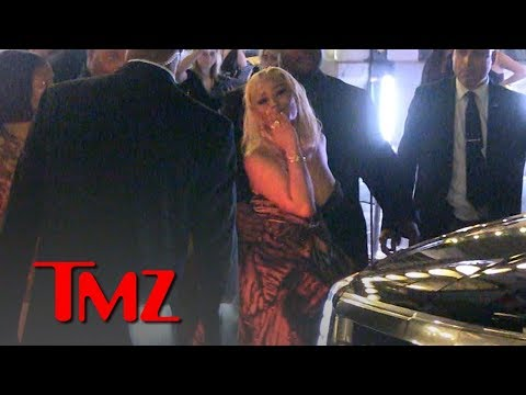 Nicki Minaj Plays it Super Cool After Fight with Cardi B | TMZ
