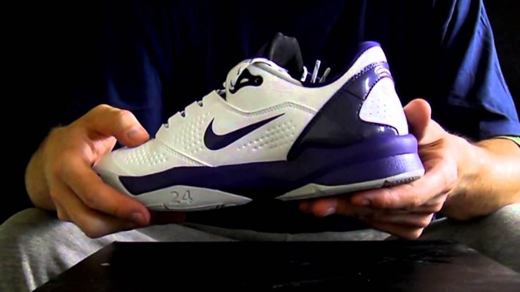 quality design f0023 312de Nike Kobe Venomenon 3 - recenzja - YouTube