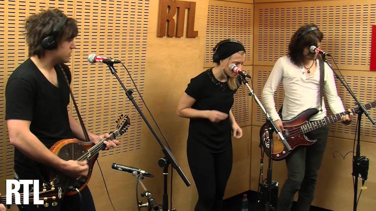 The Band Perry - Don't let me be lonely dans les Nocturnes de Georges Lang sur RTL - RTL - RTL