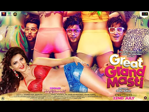 Great Grand Masti (2016) Movie