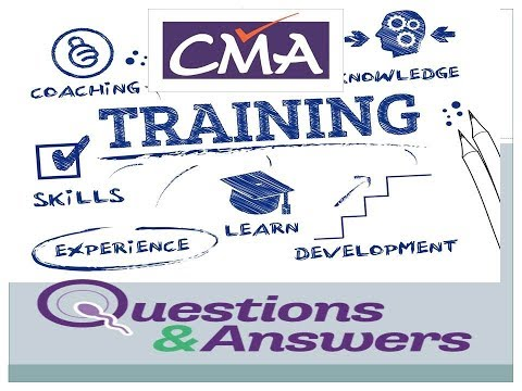 Live |All About CMA Training | Questions & Answers |#cmainter #cmafinal #cmaglobe