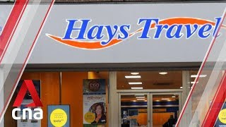 Hays Travel to buy all of Thomas Cook's stores, saving thousands of jobs