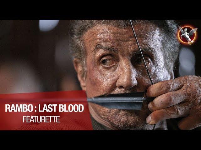 """RAMBO : LAST BLOOD - Featurette """"Un grand classique"""""""