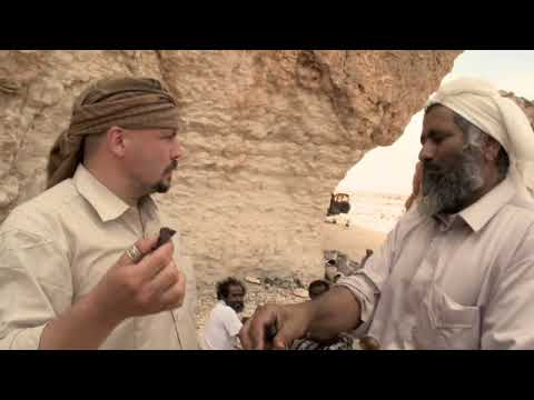 Madventures Yemen - Mad Cook Meets the Sheep's Raw Liver
