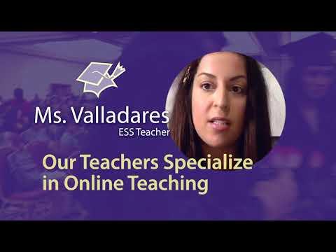 Ms. Valladares - ESS Teacher // Hope High School Online