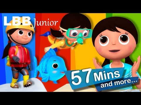 Wishes Can Come True | And Lots More Original Songs | From LBB Junior!