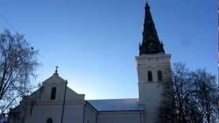 Karlstads domkyrka, alla tre klockorna