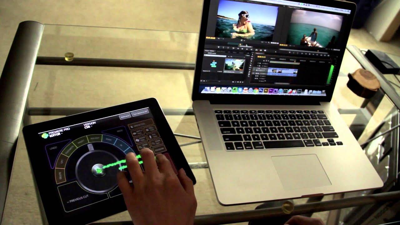 CTRL+Console | iPad Control of Creative Software | Film